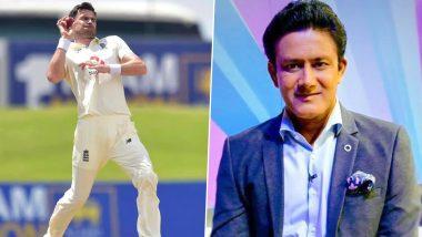 Ind vs Eng 1st Test 2021: अनिल कुंबले के इस विश्व कीर्तिमान को तोड़ने से महज कुछ कदम दूर जेम्स एंडरसन, क्रिकेट जगत में बनेगा बड़ा रिकॉर्ड