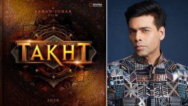 Takht: करण जौहर ने फिल्म तख्त पर लगाया ताला? आलिया भट्ट, रणवीर सिंह, करीना कपूर खान जैसे सितारें साथ आने वाले थे नजर