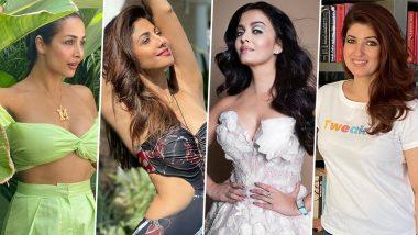 Aishwarya Rai Bachchan से लेकर Malaika Arora तक, बॉलीवुड की ये हसीनाएं उम्र को दे रही हैं मात,देखें Hot Photos