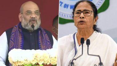 बंगाल की राजनीति में 'जय श्री राम' के नारे की हुई एंट्री, अमित शाह बोले-ममता भी बोलेंगी और बीजेपी बनाएगी सरकार
