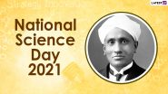 National Science Day 2021: राष्ट्रीय विज्ञान दिवस से जुड़ी बातें जो आपको जरूर जाननी चाहिए