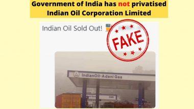 Indian Oil Sold Out! क्या मोदी सरकार ने अडानी ग्रुप को बेच दिया इंडियन ऑयल? जानें पूरा सच