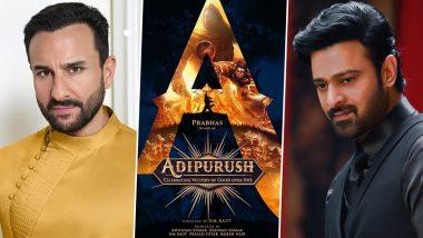 Fire on Adipurush Sets:शूटिंग के पहले दिन ही Saif Ali Khan और Prabhas की फिल्म 'आदिपुरुष' के सेट पर लगी भीषणआग: रिपोर्ट्स