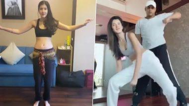 Shanaya Kapoor Hot Dance Video: शनाया कपूर ने एक ही गाने पर दो अलग स्टाइल में किया डांस, धमाकेदार वीडियो हुआ वायरल