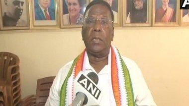 Puducherry Crisis: पुडुचेरी की उपराज्यपाल ने सीएम नारायणसामी से 22 फरवरी को बहुमत साबित करने को कहा