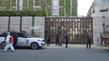 मुकेश अंबानी के बंगले Antilia के पास मिली जिलेटिन मिलिट्री-ग्रेड की नहीं, संदिग्ध कार भी चोरी की: मुंबई पुलिस