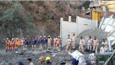 Uttarakhand Glacier Burst: ग्लेशियर हादसे में अब तक 35 शव बरामद, ऋषिगंगा नदी का जलस्तर बढ़ने की वजह से रेस्क्यू ऑपरेशन रोका गया
