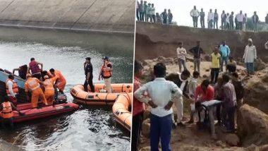 मध्य प्रदेश में बस हादसे के बाद एक और बड़ी घटना, रेत खनन करते समय 3 मजदूरों की दबने से मौत