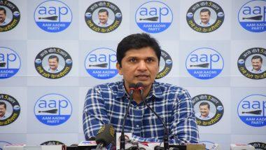 Gujarat Civic Polls Result 2021: गुजरात नगर निगम चुनाव के नतीजों से AAP के हौसले बुलंद, सौरभ भारद्वाज बोले-जब तक कांग्रेस खत्म नहीं होगी, BJP की सरकार बनती रहेगी