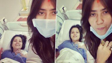 Anita Hassanandani ने दिया बेटे को जन्म तो बधाई देने पहुंची Ekta Kapoor, अस्पताल के वॉर्ड से शेयर किया ये दिलचस्प Video