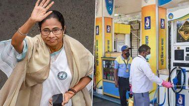 Petrol Diesel Prices: आज आधी रात से पश्चिम बंगाल में 1 रुपये लीटर सस्ता होगा पेट्रोल और डीजल, ममता सरकार ने घटाया टैक्स