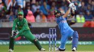 ICC T20 World Cup 2021: इस दिग्गज खिलाड़ी ने इंडिया और पाकिस्तान के मैच को लेकर दिया बड़ा बयान, कहीं ये बातें