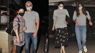अस्पताल से घर पहुंची Kareena Kapoor Khan तो बधाई देने पहुंची करिश्मा, सोहा और मलाइका अरोड़ा (Photos)