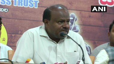 Ram Mandir Donation: राम मंदिर के चंदे को लेकर सियासत जारी, एचडी कुमारस्वामी ने आरएसएस की तुलना जर्मनी के नाजियों से की