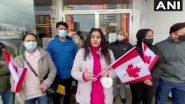 Farmers Protest: कनाडा में भारतीय मूल के लोगों ने किया प्रदर्शन, बोले- भारत में खालिस्तानी आंदोलन में तब्दील हो गया है किसान आंदोलन