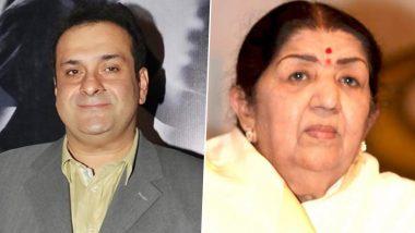 RIP Rajiv Kapoor: Raj Kapoor के छोटे बेटे राजीव कपूर के निधन की खबर सुनकर Lata Mangeshkar नेलिखा ये इमोशनल ट्वीट