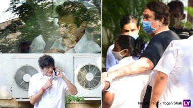 RIP Rajeev Kapoor: राजीव कपूर के निधन के चलते शोक में डूबा कपूर खानदान, साथ देने पहुंचे रणबीर कपूर, तारा सुतारिया समेत ये सेलिब्रिटीज (See Pics)