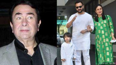 Kareena Kapoor Khan के दोबारा मां बनने पर पिता रणधीर कपूर ने जाहिर की खुशी, बताया कैसी है तबीयत