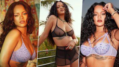 Rihanna की बोल्ड तस्वीरें इंटरनेट पर मचा देती हैं सनसनी, देखें अमेरिकी सिंगर की Hot और Sexy Photos