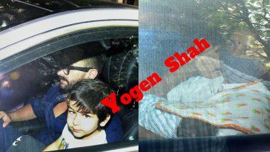 Kareena Kapoor Khan के दूसरे बेटे की पहली झलक आई सामने, परिवार के साथ पहुंची घर (Photos)