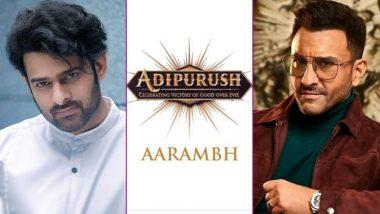 Adipurush: प्रभास और सैफ अली खान की मेगा बजट फिल्म आदिपुरुष की शूटिंग हुई शुरू