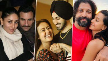 Bollywood ने खूबसूरत अंदाज में की Valentine's Day की शुरुआत, ये रोमांटिक Photos शेयर कर किया प्यार का इजहार