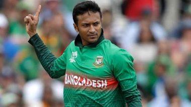 IPL Auction 2021: शाकिब अल हसन को कोलकाता नाइट राइडर्स ने 3.20 करोड़ रुपये में खरीदा