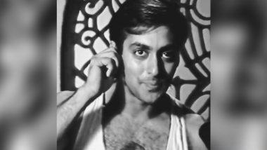 Salman Khan ने शेयर किया 33 साल पुराना अनदेखा Video, बचपन के दोस्त सादिक को दी शादी के सालगिरह की बधाई