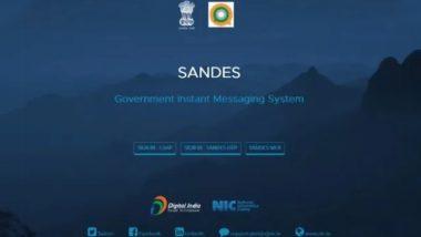 Sandes App: WhatsApp को टक्कर देने आया नया भारतीय एप संदेश, जानिए आम यूजर्स के लिए सरकार कब करेगी लॉन्च