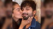 Shahid Kapoor को पत्नी Mira Rajput से मिला 'Kiss of Love', सामने आई ये बेहद रोमांटिक फोटो