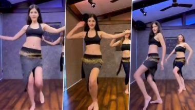 Shanaya Kapoor ने अपनी डांस ट्रेनर Sanjana Muthreja संग हॉट अंदाज में लगाए ठुमके, Video ने इंटरनेटपर मचाया धमाल