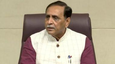गुजरात के CM विजय रूपाणी ने कोरोना वायरस को दी मात, COVID-19 रिपोर्ट आई निगेटिव