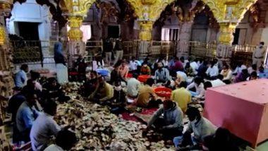 Rajasthan: इस मंदिर को चढ़ाएं गए इतने करोड़ रुपये, कैश गिनते-गिनते थक गए लोग