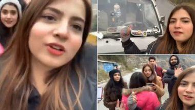 Pakistani Girl Viral Memes and Jokes: इस लड़की ने बड़े ही स्टाइल में मारा ये डायलॉग, इंटरनेट पर मीम्स और जोक्स वायरल, देखें मजेदार वीडियो