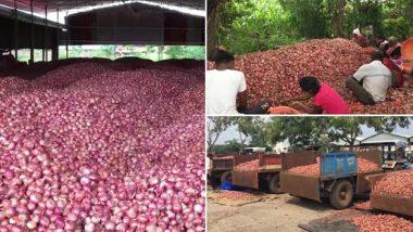 Onion Prices Hike: प्याज के दामों में लगातार बढ़ोतरी, लासलगांव मंडी में 4500 रुपये प्रति क्विंटल