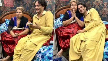 Rakhi Sawant की मां से मिलने पहुंचे Vikas Gupta, एक्ट्रेस ने फोटो शेयर कर कहा- लव यू भाई