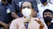 Maharashtra Flood: मुख्यमंत्री उद्धव ठाकरे कल जाएंगे कोल्हापुर, बाढ़ प्रभावित इलाकों का करेंगे दौरा