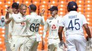 Ind vs Eng 4th Test Day 2: स्टोक्स, एंडरसन और लीच ने टीम इंडिया की मुसीबत बढाई, टी तक आधे से ज्यादा खिलाड़ी लौटे पवेलियन