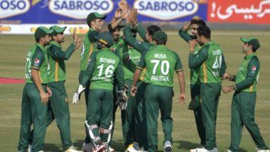 Zim vs Pak 3rd T20I 2021: तीसरे T20 मुकाबले में जिम्बाब्वे को 24 रनों से हराकर पाकिस्तान ने सीरीज पर 2-1 से जमाया कब्जा