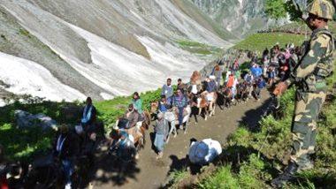 Amarnath Yatra 2021: अमरनाथ यात्रा की तारीख का हुआ ऐलान, 28 जून से 22 अगस्त तक होंगे बाबा बर्फानी के दर्शन