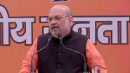 केंद्रीय गृहमंत्री Amit Shah ने दिया बड़ा बयान, कहा- नेताजी को उतना महत्व नहीं मिला, जितना मिलना चाहिए था