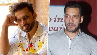 Bigg Boss 14 के रनरअप Rahul Vaidya को Salman Khan से मिला बेहद खास तोहफा, इंटरनेट पर सामने आई ये Photos