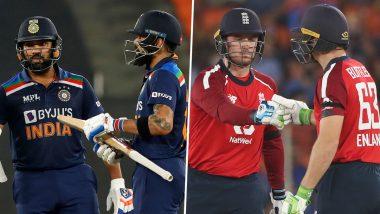 Ind vs Eng 3rd ODI: क्या आज फिर पुणे के स्टेडियम में बनेगा छक्कों का रिकॉर्ड?
