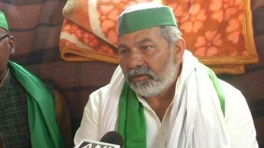 West Bengal Assembly Election 2021: चुनाव से 14 दिन पहले पश्चिम बंगाल जाएंगे राकेश टिकैत