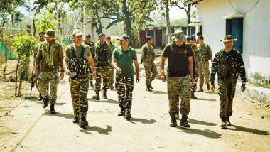 Chhattisgarh: नक्सलियों के साथ मुठभेड़ के बाद से 18 जवान लापता, तलाश जारी