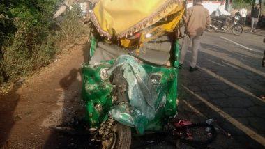 Madhya Pradesh: ग्वालियर में ऑटो रिक्शा और बस की टक्कर में 13 लोगों की मौत