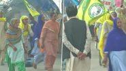 Farmers Protest: अंतरराष्ट्रीय महिला दिवस के मौके पर पंजाब से बड़ी तादात में टिकरी बॉर्डर पहुंची महिलाएं, केंद्र से की कृषि कानूनों को वापस लेने की अपील