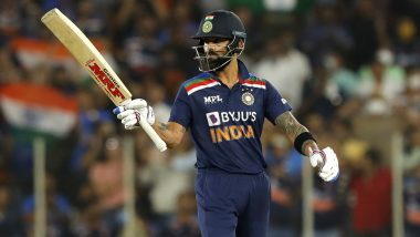 Ind vs Eng 2nd ODI 2021: विराट कोहली ने जड़ा वनडे क्रिकेट करियर का 62वां अर्धशतक