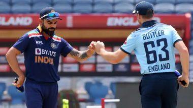 Ind vs Eng 3rd ODI 2021: जोस बटलर ने जीता टॉस, लिया पहले क्षेत्ररक्षण करने का फैसला