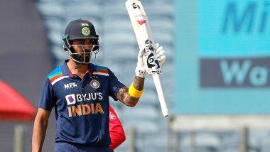 Ind vs Eng 2nd ODI 2021: पुणे में केएल राहुल, विराट कोहली और पंत का धमाका, टीम इंडिया ने इंग्लैंड को दिया 337 रनों का बड़ा लक्ष्य